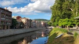 Miljacka River, Sarajevo