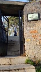 Through the gateway to Emirgan Park