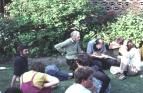L to R: David Nielson, Les Southwell (green shirt), Vince Mahon (foreground), Rudi Frank (rear blue shirt)