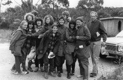 Franklin slide including Catherine Fitzpatrich, Julie Crawford, Alison Killen and Paul Dimmick