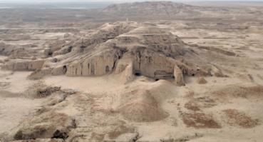 The Sumerian City of Uruk