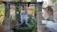Fountain and garden