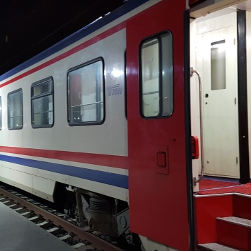 High speed rail to Bulgaria