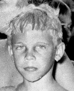 Chris Harris2, Cairo swim meet 1963