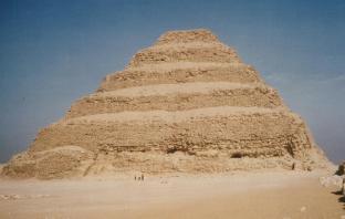 Pyramid of Zoser, Sakkara