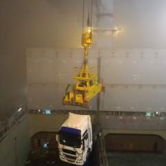 Loading Antwerp 3