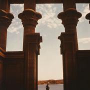 Philae Island (below Aswan high dam)