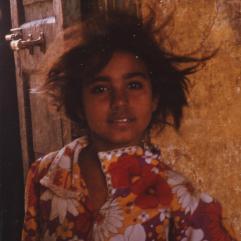 Saiid's daughter