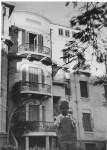 2nd house Cairo, Heliopolis 1961