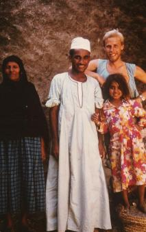 Saiid Hassan Araby and Family